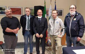 FABIO PARADISO ELETTO CONSIGLIERE REGIONALE LIGURE FIR E NOVITA' PER IL CLUB SPEZZINO